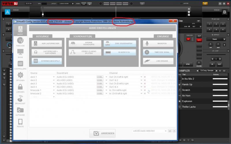 virtual dj 8 launch date Novation launchpad mini mk2 mkii usb midi dj 4-channel virtual dj audio & video mixing dj software ipad dj midi the date of delivery.