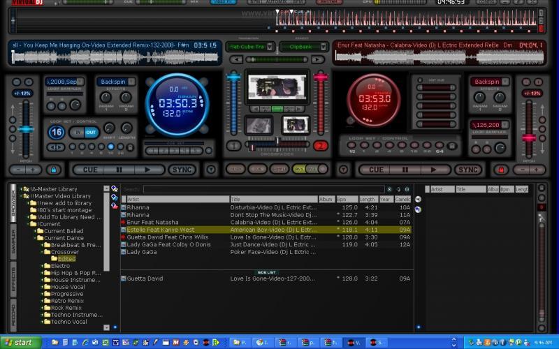 DJ Software - VirtualDJ - Dj Format    Can you make a couple new