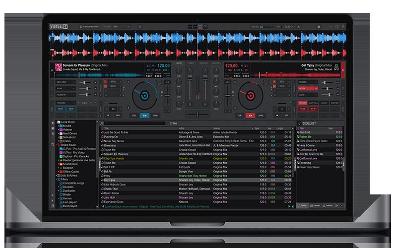 DJ Software - VirtualDJ - What's new in VirtualDJ 2018
