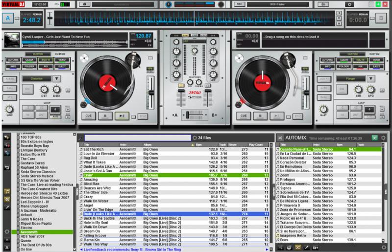 DJ Software - VirtualDJ - Intro