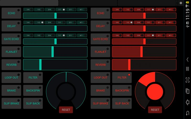 DJ Software - VirtualDJ - Android Sub-Controller (Yes, it's WORKING!)