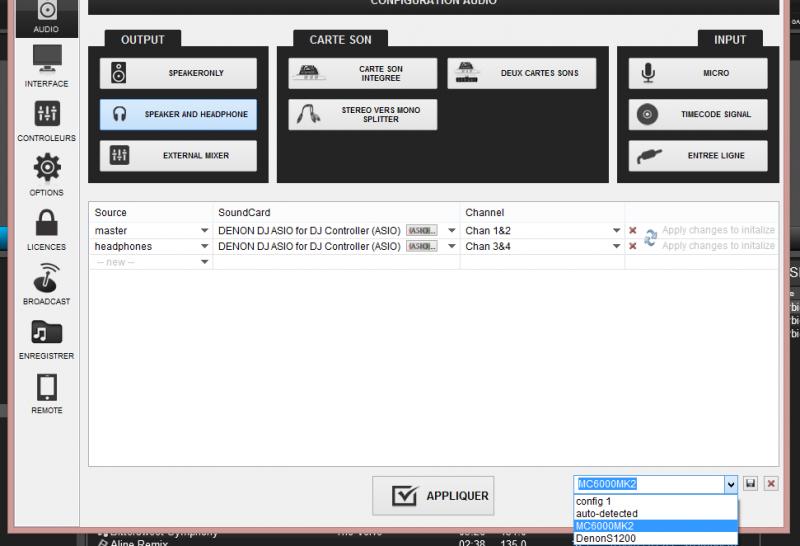 Dj Software Virtualdj Config Vdj 8 Denon Mc 6000