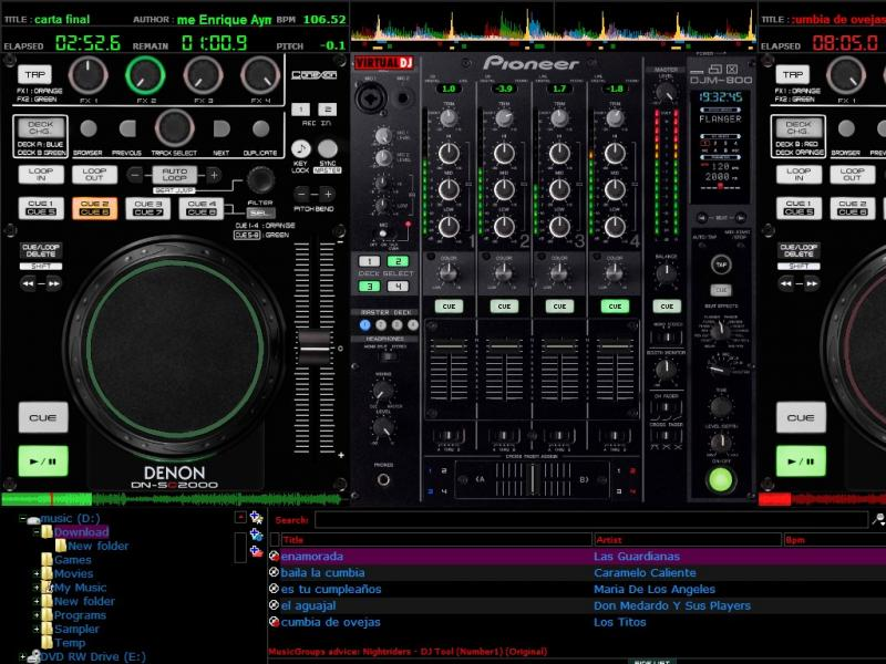 different virtual deejay software - photo #35
